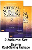 Medical-Surgical Nursing - Two-Volume Text and Adaptive Learning Package, Ignatavicius, Donna D. and Workman, M. Linda, 0323322670
