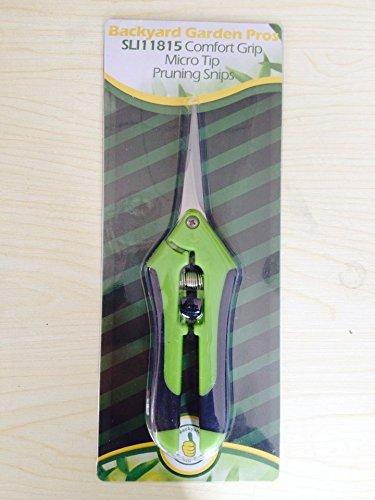 Comfort Grip Micro Tip Pruner Snips