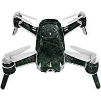 Skin For Yuneec Breeze 4K Drone – Green Marble   MightySkins Protective, Durable, and Unique Vinyl Decal wrap cover   Easy To Apply, Remove, and Change Styles   Made in the USA