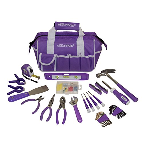 52 piece household tool set - 3
