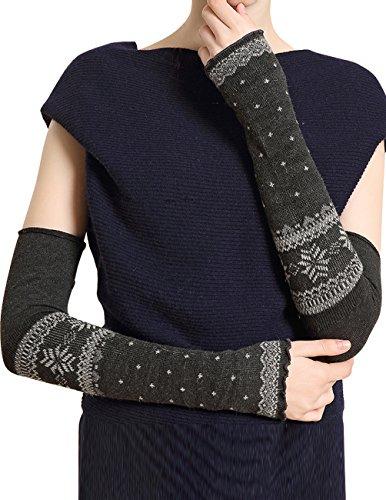 Wool Arm Warmers - 9