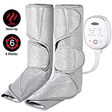 Best Foot And Calf Massagers - iVOLCONN Leg Massager with Heat for Circulation Air Review