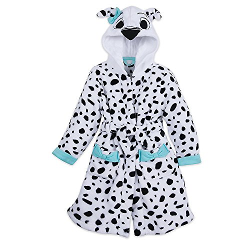 Disney Penny Robe for Girls for 101 Dalmatians Size 5/6