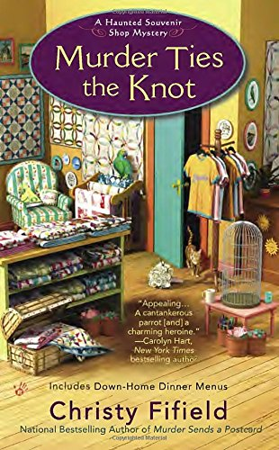 book cover of Murder Ties the Knot