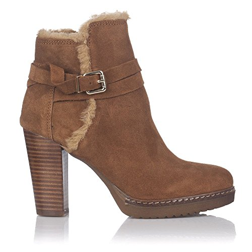 Ankle Boot Alpe 3115 Leather Cuero qfxgwB