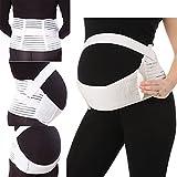 Women Breathable Maternity Belt Back Support Belly Band Pregnancy Belt Support Brace (M L XL) (Medium)