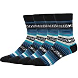 Women's Dress Socks Colorful Warm Funny Casual Crew Vintage Style Tselected