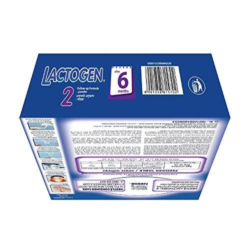 Nestle LACTOGEN 2 Follow-Up Formula Powder - After 6 months