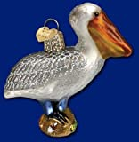 Old World Christmas Pelican Glass Blown Ornament