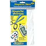 5X8IN MAGNETIC SHEET W/ADHESIV