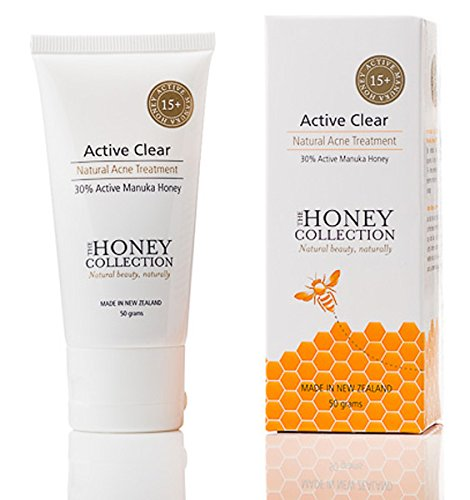 The Honey Collection Active Clear - Acne Cream