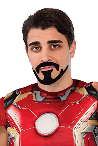 Rubie's Men's Avengers 2 Age Of Ultron Iron Man Tony Stark Mustache, Black, One Size - http://coolthings.us