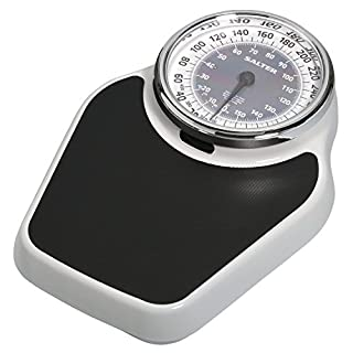 Salter Professional Analog 400LB Capacity Bathroom Scale