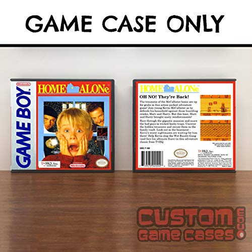 The 2 best home alone gameboy game