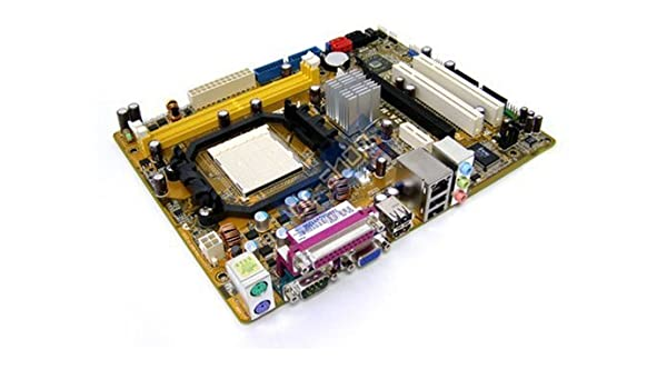 ASUS M2A-MX - Placa base (4 GB, AMD, Socket AM2, 0, 1, 0+1, Gigabit Ethernet, Micro ATX): Amazon.es: Electrónica