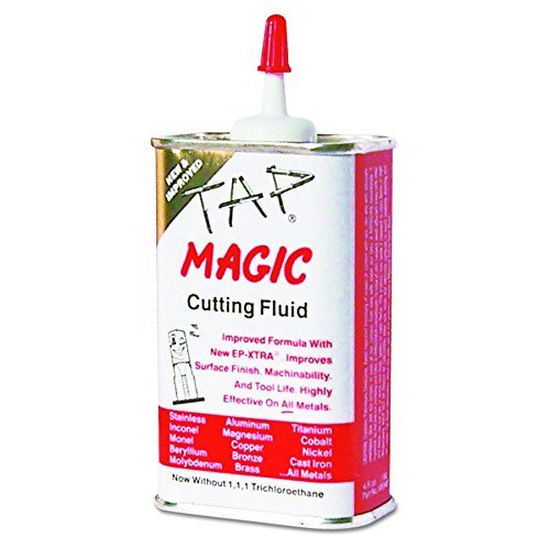 Tap Magic 10004E Power Tool Lubricant with EP-Xtra, Yellow, Pack of 24 by Tap Magic