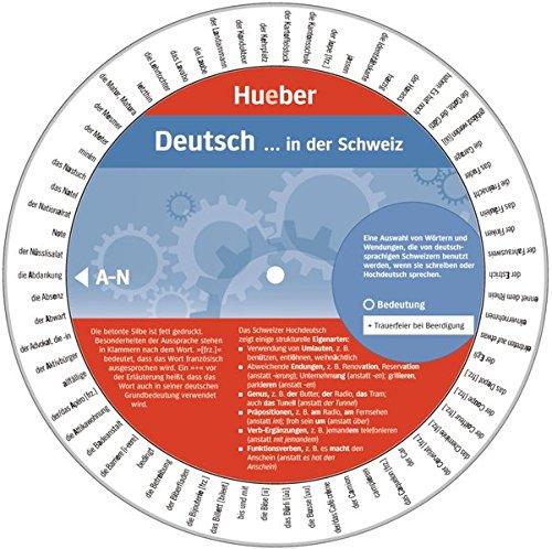 Deutsch ... in der Schweiz: Wheel – Deutsch ... in der Schweiz