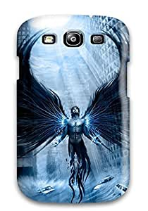 New Shockproof Protection Case Cover For Galaxy S3/ Angel Case Cover