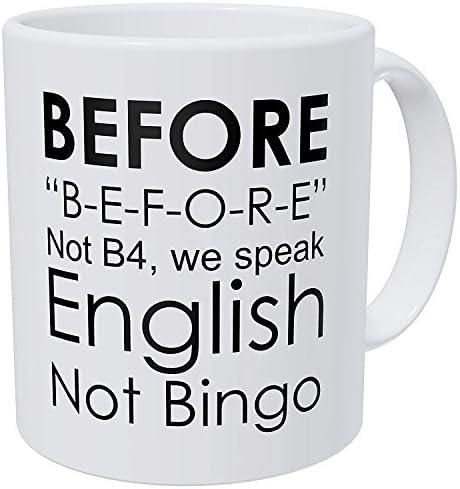 Willcallyou English Teacher Inspirational Motivational product image