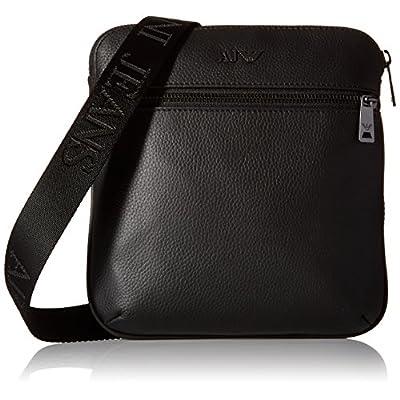 2c87750d664e Armani Exchange Men s Leather Small Crossbody Bag 22x23x4 hot sale ...