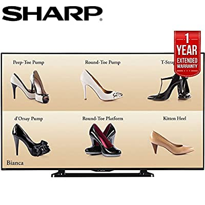 """Sharp 60"""" Full HD Commercial LCD-LED TV (PN-LE601) with 1 Year Extended Warranty"""