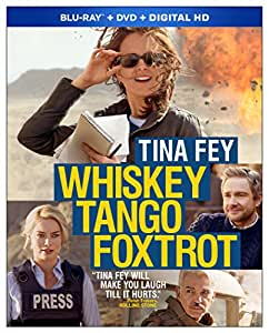Whiskey Tango Foxtrot [Blu-ray]