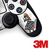 Alice in Wonderland PS4 Controller Skin - Alice Curiouser and Curiouser | Disney & Skinit Skin