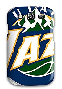 8199592K535832365 utah jazz nba basketball (17) NBA Sports & Colleges colorful Samsung Galaxy S3 cases