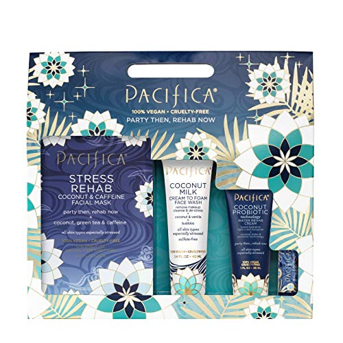 Pacifica Coconut Party Rehab Skin Care Collection, pack of 1