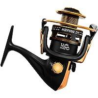 UNdzHn Spinning Fishing Reel Lightweight Ultra Smooth...