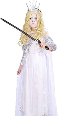 Kids The White Queen Style Costume