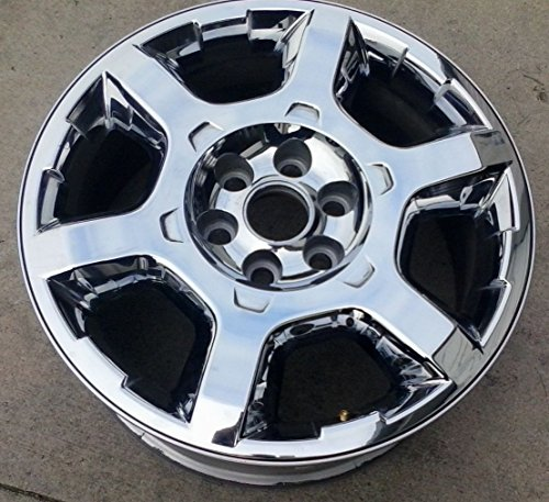 F150 Chrome Rims (20 INCH 13-14 FORD F-150 EXPEDITION KING RANCH OEM CHROME ALLOY WHEEL RIM 3916 9L341007 AL3J1007DA DL3J1007BA DL3J1007B 20x8.5 6x135 13 14)