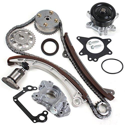 "Discount Brand New TK1030-VVTWPOP VVT-i Adjuster Cam Gear Actuator Timing Chain Kit, Water Pump Set, & Oil Pump Set for VVT-i Engine ""1ZZFE"" ""1ZZ-FE"" for sale"