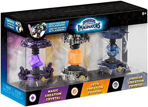 Skylanders Imaginators - Crystals 3er Pack (Magic, Tech, Undead)