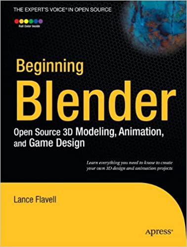 Amazon com: Beginning Blender: Open Source 3D Modeling, Animation