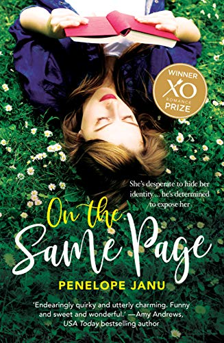 On The Same Page by Penelope Janu