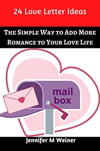 Romantic letter ideas