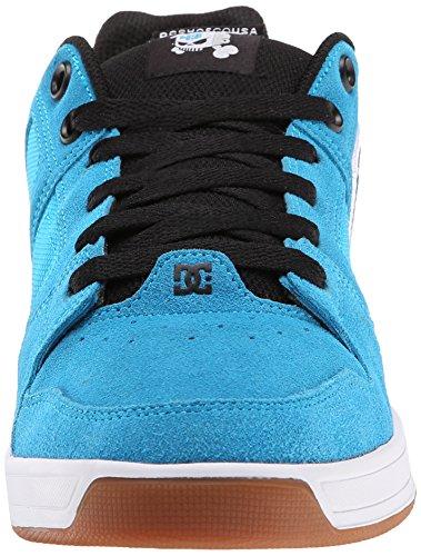 Cyb black blau Blu Dc Sceptor M cyan Sneaker Uomo Basse Kb Cyb Shoe FUSTwRCq