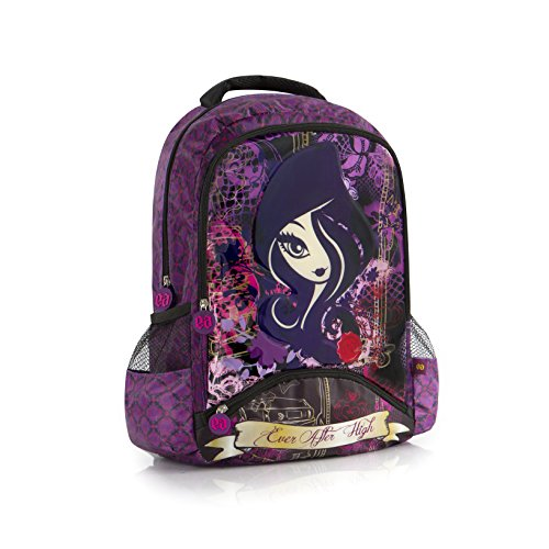 Golite Mens Backpack (Heys Mattel Ever After High Tween 17' Backpack Kids Rucksack Full Size)