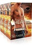 Blazing Hearts: Books 1-3