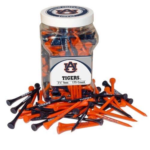 NCAA Auburn Tigers Jar Of 175 Golf Tees (Ncaa Auburn Tigers Golf Tee)