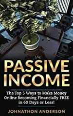 Stop Working and Start Living Today!Having a source of passive income will help you not only to be productive during idle time, but also to make more money along the process. Passive income can lead to a better financial status, or better yet...