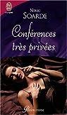 Conférences très privées par Soarde