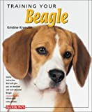 img - for Training Your Beagle (Training Your Dog) by Kristine Kraeuter (2001-05-01) book / textbook / text book