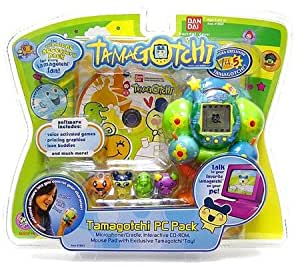 Amazon.com: Tamagotchi Connection V 4.5 Tamagotchi PC