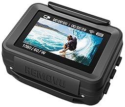 Removu RM-P1 Wi-Fi Remote Viewer for Hero 3, 3+ & 4 (Black)