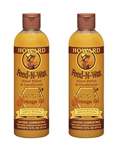 Howard Feed-n-Wax Wood Polish