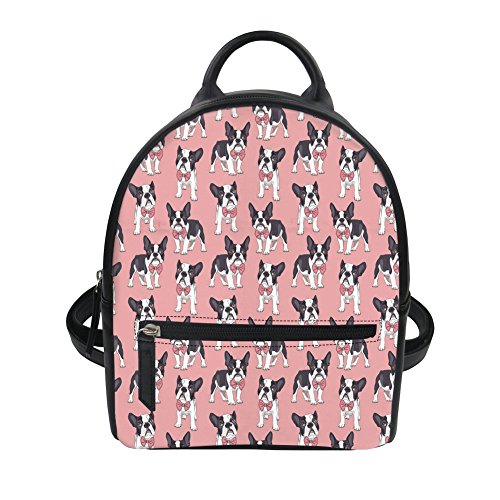 Terrier Classy Corgi loisir Sac à H8496Z4 Flower K Boston dos Coloranimal Multicolore UnPAwHB7Hx