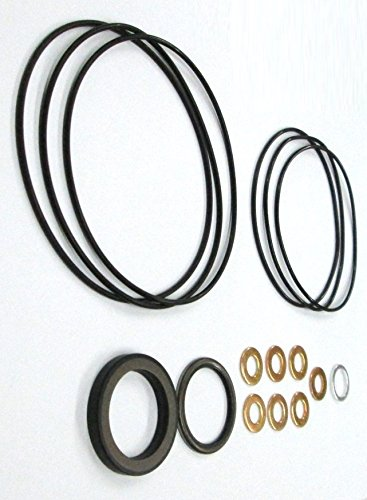 SU 151-1286 - Sauer Danfoss Seal Kit (OMP Series 8 / OMR Series 6 / DS Series 1) by Sauer (Image #2)