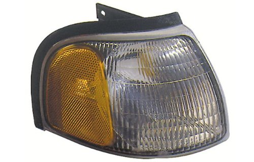 Signal Turn Mazda (Mazda Pickup Passenger Side Replacement Turn Signal Corner Light)